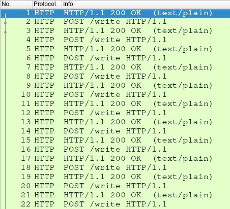 fixed wireshark screen